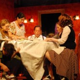 Brighton Beach Memoirs at Lake Worth Playhouse (as Blanche)