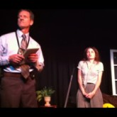 "As Mrs. Colby in the 2011 BRIFT Showcase production of ""Chocolate"""
