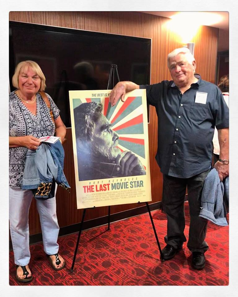 My parents Dan and Annelie are here for The Last Movie Star (Dog Years), too! 🙌🏻❤️🌟🙏🏻💯